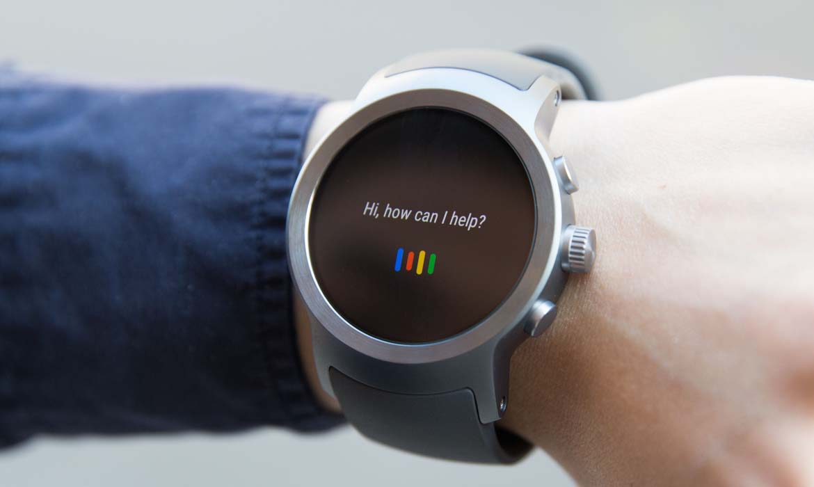 Pixel Watch - часы от Google