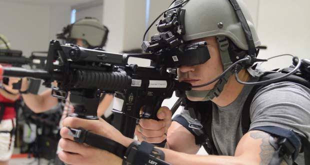 Дополненная реальность для армии США