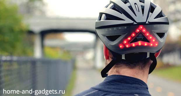 Велошлем Lumos Smart Bike Helmet